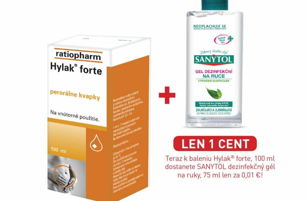 Hylak a Sanytol | Lekáreň Galenos Prešov