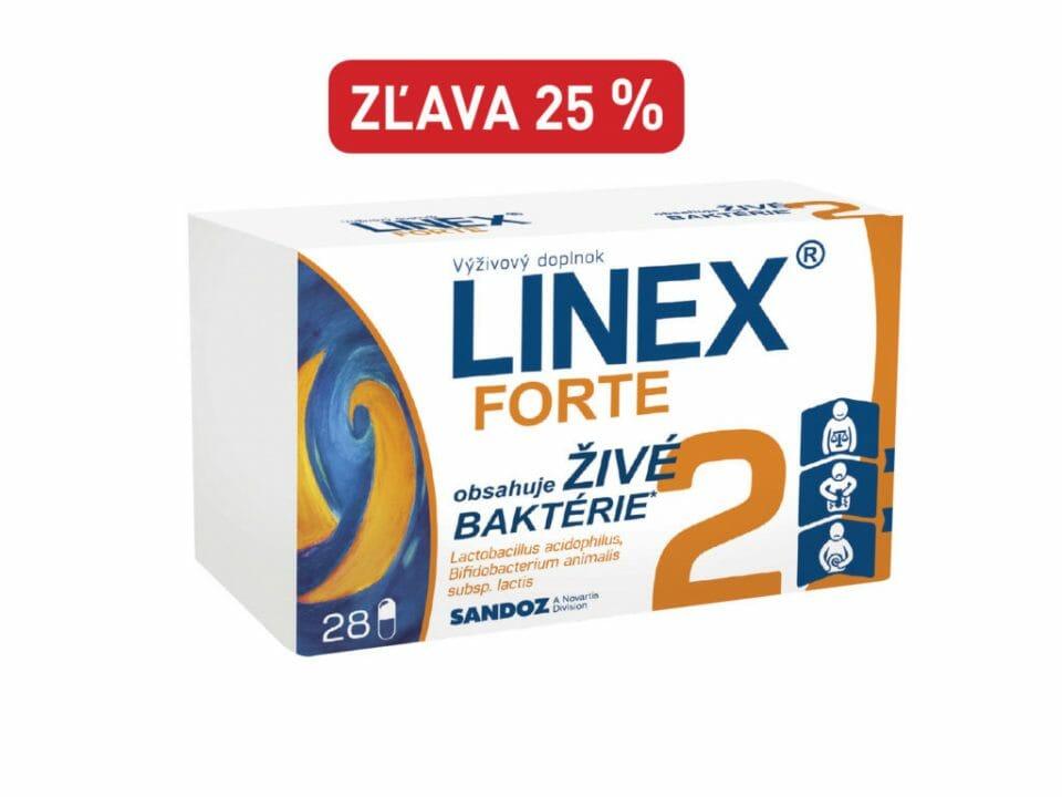 linex | Lekáreň Galenos Prešov